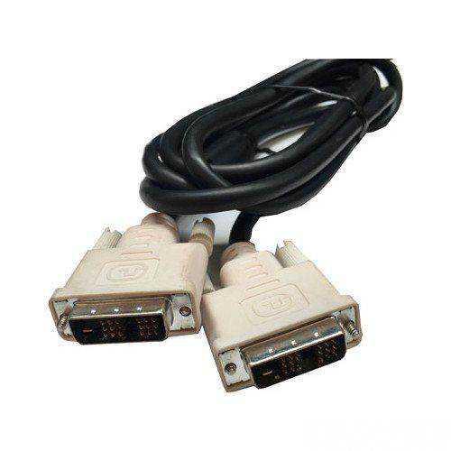 Dvi to Dvi 18+1 Erkek Kablo Monitör Bilgisayar Aktarım 1,5 Metre