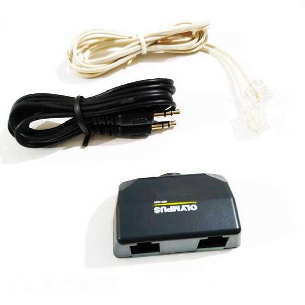 Olympus VRT-1000 Telefon Dijital Ses Kayıt Cihazı Adaptörü