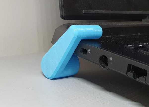Laptop Dizüstü Bilgisayar Yükseltici Stand Aparat BEYAZ 2'li