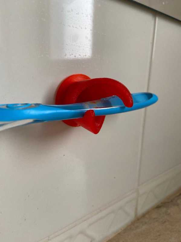 diş fırçası tutacağı tutucu holder yardımcı aparat  Dekoratif