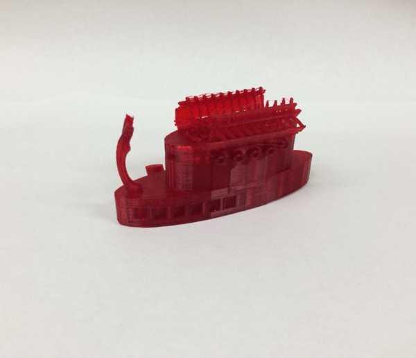 İlk 3D Baskı Plastik Aparat