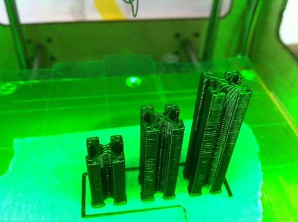 Makerbeam'den Mini-T kirişler Destek Elemanı Aparatı