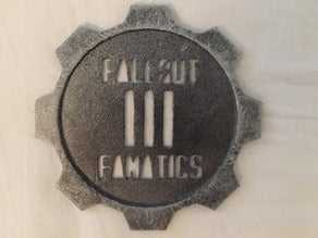 Fallout Fanatics coaster remix  Organik Plastikten Aparat