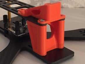 Shendrones Tweaker 20 için FPV Kamera Montajı Aparatı Tutucu