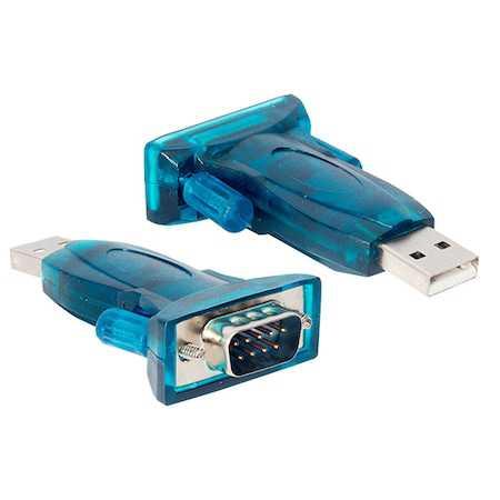 Usb To Rs 232 2.0 Çevirici Dönüştürücü Adaptör Convertor Data