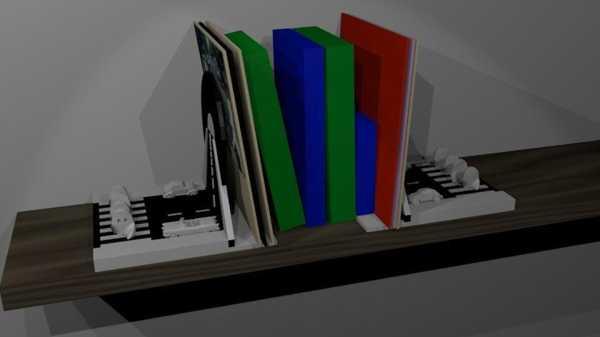 Gost Book Lp Standı Ghostlyvinyl Plastik Aparat