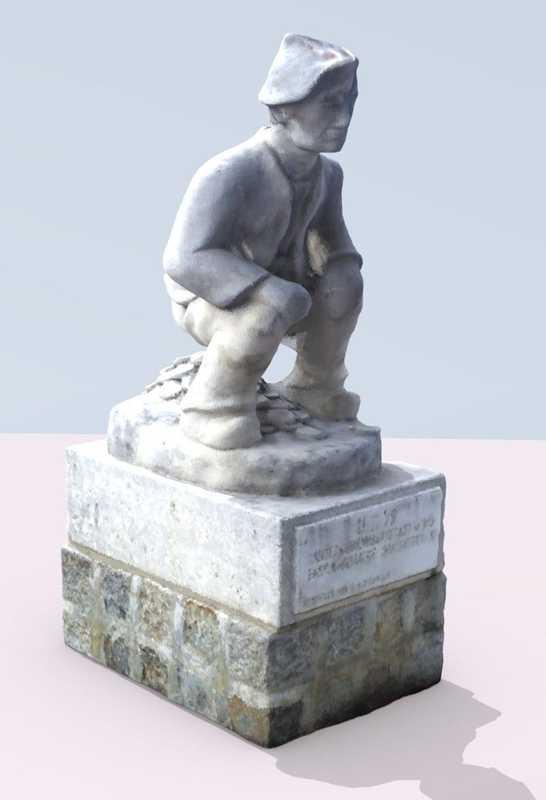 Traiskirchen'den para döken Dekoratif Süs Eşyası Biblo Dekor