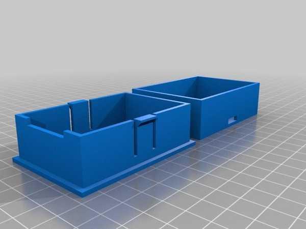 Rfid-Rc522 Kutusu Plastik Aparat