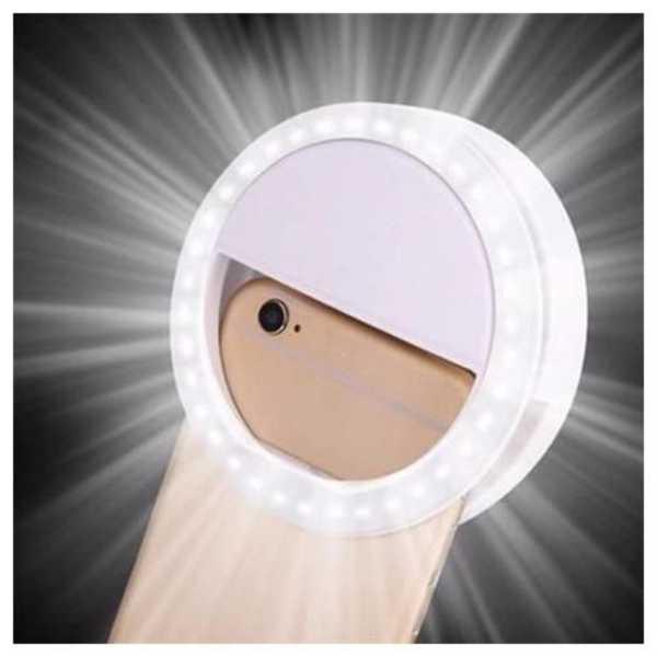Selfie Işığı Ring Light Led Flash Beauty Taşınabilir Ledli Işık