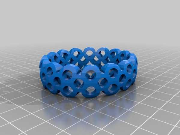 Özelleştirilmiş Bilezik Tasarımcım Plastik Aparat