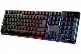 Saywin Zyg-800 Kablolu Led Işıklı Mekanik Klavye USB Uçlu
