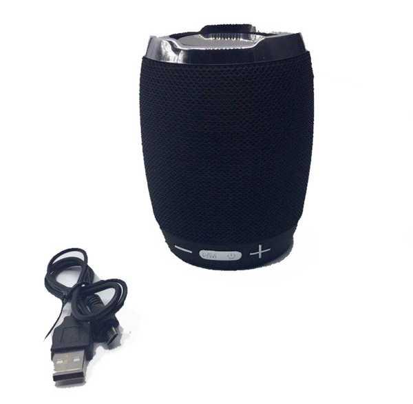 Taşınabilir Bluetooth Hoparlör Şarjlı USB 2.0 Aux Kablolu