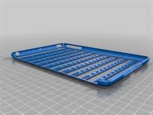 3D Remade İpad Mini Kılıf Plastik Aparat