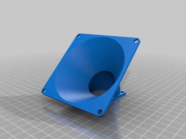 Özelleştirilmiş 90Mm İla 40Mm Fan Adaptörü (Iki-Yukarı İle Kullanım İçin) Plastik Aparat