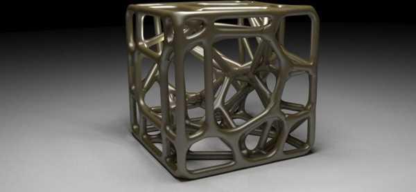 Toptan  Voronoi Küpleri Plastik Aparat